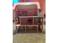 Barbie House!