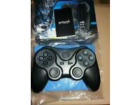 Gioteck wireless pad ps3 pc