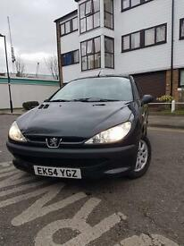 Peugeot 206 1.4 HDI 3dr (£31 Whole YearTax)