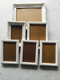 White phot frames