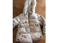 Girls jacket 2-3 from next