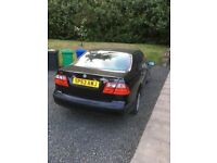 Black Saab for sale