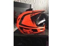 2017 fox rampage comp helmet