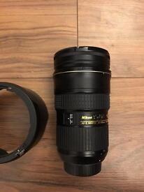 Nikon 24-70 2.8 G