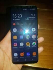 Samsung s8 64gb midnight black