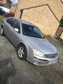 Ford Mondeo mk3 1.9 TDCI 6 Speed