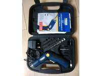 Powercraft cordless screwdriver