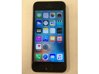 iPhone 5S 16gb Space Grey Faulty