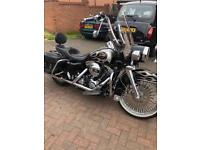 HARLEY DAVIDSON ROADKING 1620cc SCREAMING EAGLE CUSTOM