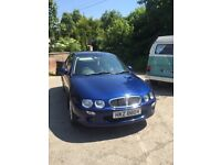 Rover 25 cheap car cheap we run a round mot not bora toyota golf