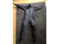 Rip Curl Wetsuit size SM 4/3
