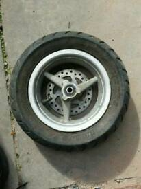 Mini Moto Front Wheel