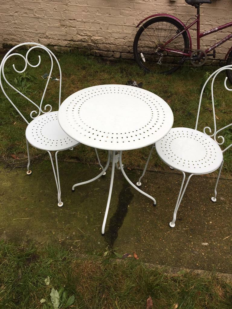 Garden Furniture Gumtree garden table and chairs | in fulham, london | gumtree