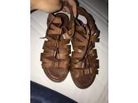 Schuh size 6 sandals