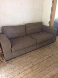 Next sofa £25