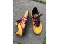 Size 13 Adidas football boots. £5