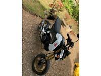 2016 Honda MSX Grom 125cc motorbike