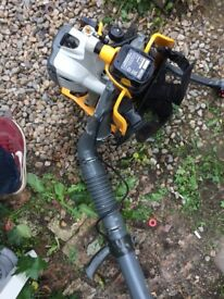 Lawn mowers. Job lot of strimmers hedge cutters engines boxes drills. All work but need parts.