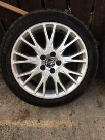 "17"" Volvo alloys cheap"