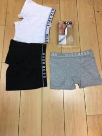 Men's Hugo Boss, CK, Dsquared2 boxers for sale