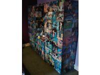 Disney wardrobes and centre dresser unit with mirror