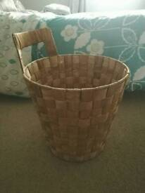 Large Ikea storage basket -laundry/toys multi use