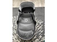 bugaboo bee 5carrycot with 3 base
