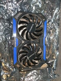 Asus Geforce GTX 970 Turbo OC 4GB White Video Graphics Card