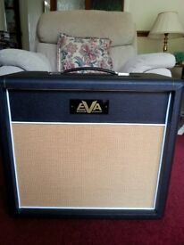 20w 1x12 Hand Built/Wired Valve Combo