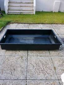 Plastic van liner / waterproof tray