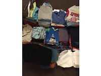 Would fit age 3-5 years - Large bundle of children's clothes - boys