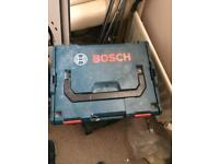 Bosch 36v sds vf li plus drill