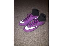 Nike mercurial - size 8 - worn once
