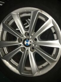 BMW F10 F11 Style 236 Alloy Wheels x 4, GENUINE , OEM look CHEAP