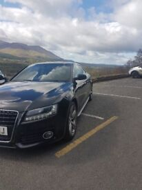 Audi a5 sline v6 quattro