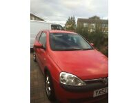 2003 Vauxhall Corsa 1.0 Only 55,000 Miles!