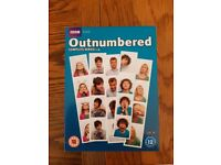 Outnumbered DVDs - Series 1-4/Plus Xmas Special