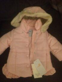 Designer baby jacket (mayoral)bnwt age 9 months in p