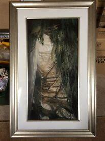Framed Print Poster - Inside a Dream by William Vanscoy
