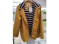 Original SEASALT Seafolly Yellow Raincoat - AS NEW (never worn - still with tags) Size 16