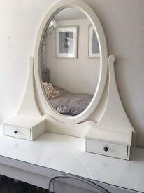 Ikea HEMNES Dressing table mirror