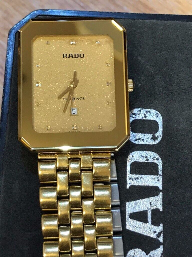 Rolex milgauss black dial wall clock ideal christmas gift in rado womens florence watch r48843253 very good condition amipublicfo Images