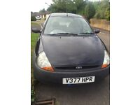 Ford KA 1.3 Black - Open to offers near the asking price
