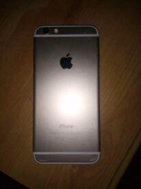 iPhone 6 rose gold 16gb