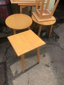 Beech Coffee Tables