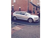 BARGAIN A3 sportback sline kit low miles mint condition in and out.
