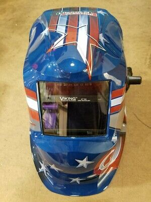 Lincoln Viking 1840 All American Welding Helmet K3173-1