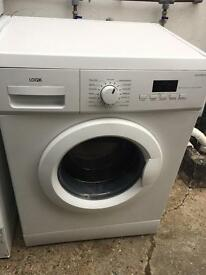 Logik washing machine L612wm13