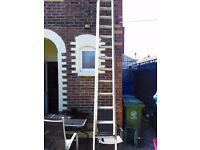 Double Aluminium Ladder