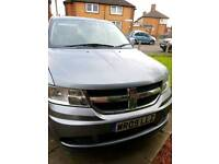 Dodge journey 2009 , 7 seater car